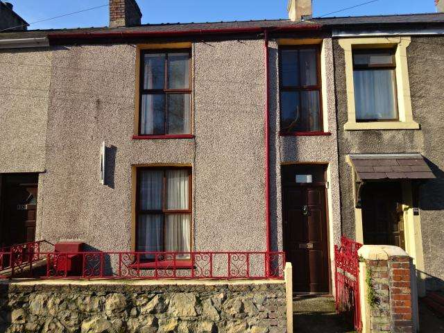 5 Bedrooms Terraced House for sale in Bangor, Gwynedd LL57