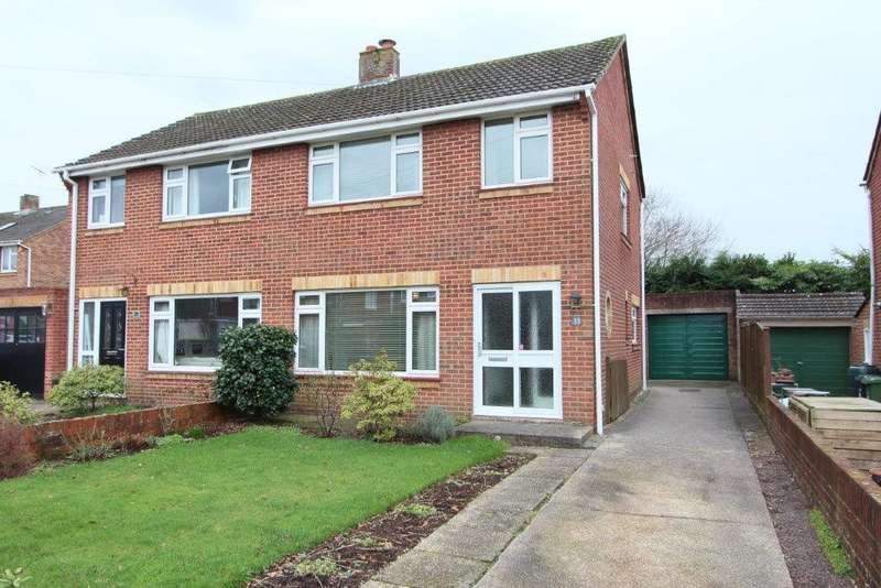 3 Bedrooms Semi Detached House for sale in Richlans Road, Hedge End SO30