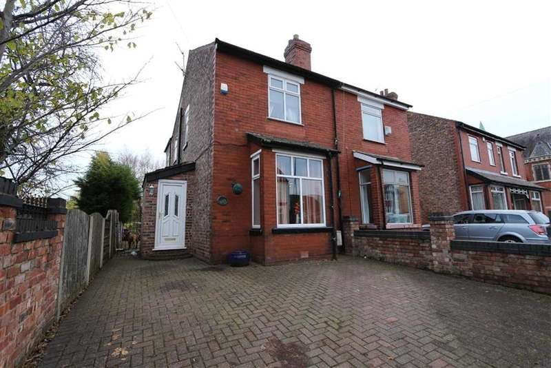3 Bedrooms Semi Detached House for sale in 133, Liverpool Road, Irlam