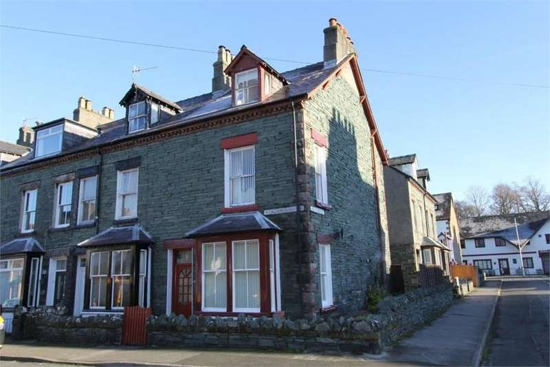 3 Bedrooms Detached House for sale in 25 Wordsworth Street, Keswick, Cumbria