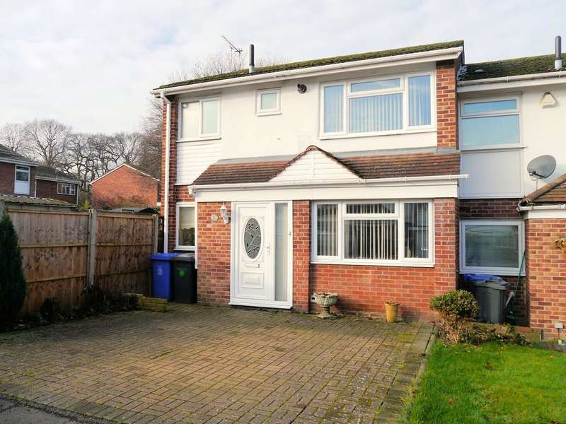 3 Bedrooms Semi Detached House for sale in White Horse Road, Windsor SL4
