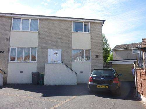 2 Bedrooms Ground Flat for sale in Bateman Grove, Morecambe LA4