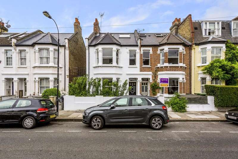 4 Bedrooms Terraced House for sale in Lysia Street SW6