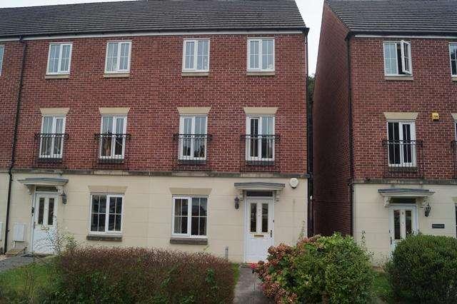 4 Bedrooms Town House for sale in Marle Close, Pontprennau, Pontprennau, Cardiff CF23