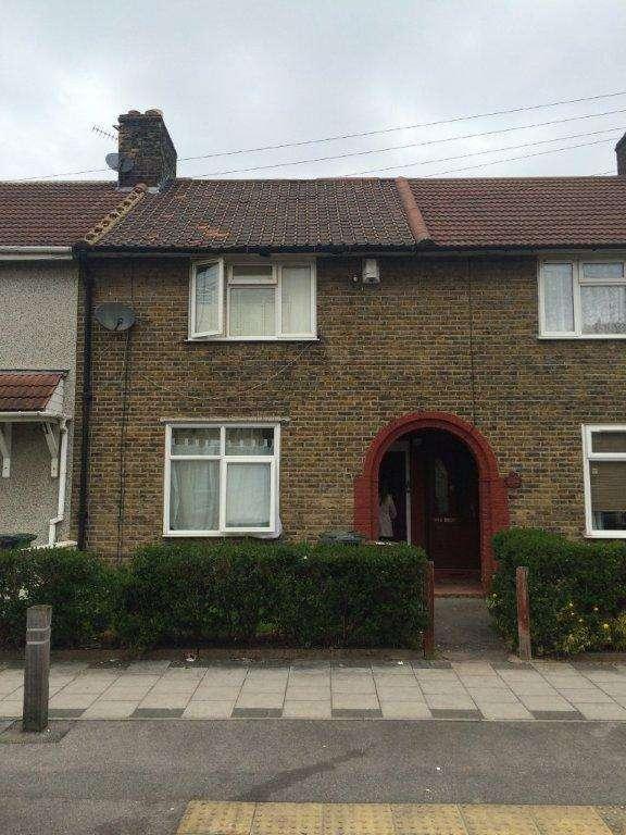 2 Bedrooms Terraced House for sale in Hedgeman Road, Dagenham, Greater London RM9