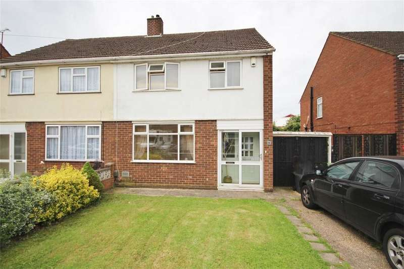 3 Bedrooms Semi Detached House for sale in Hart Lane, ROUND GREEN