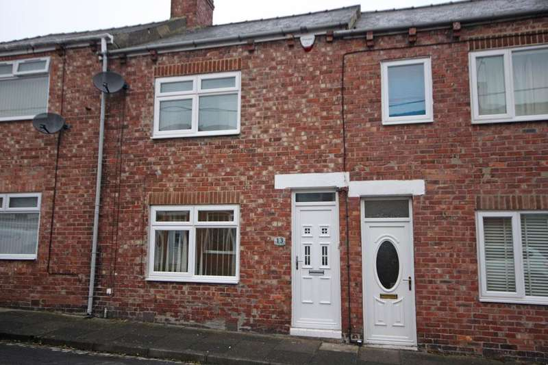 2 Bedrooms Terraced House for sale in Provident Street, Pelton-Lane-Ends, Chester-le-Street DH2 1NS