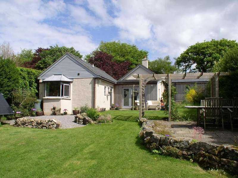 3 Bedrooms Detached Bungalow for sale in Shilstone Lane, Throwleigh EX20