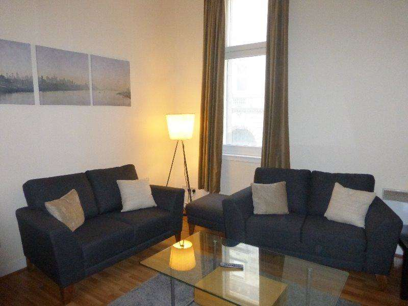 1 Bedroom Flat for rent in South Frederick Street, , Glasgow, G1 1HJ