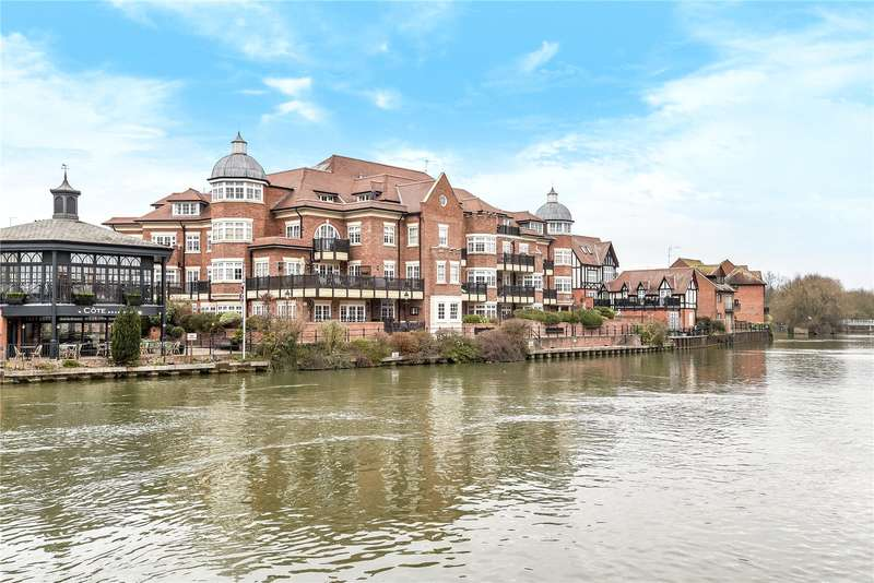 3 Bedrooms Flat for sale in Eton Riverside, 39-55 King Stable Street, Eton, Windsor, SL4