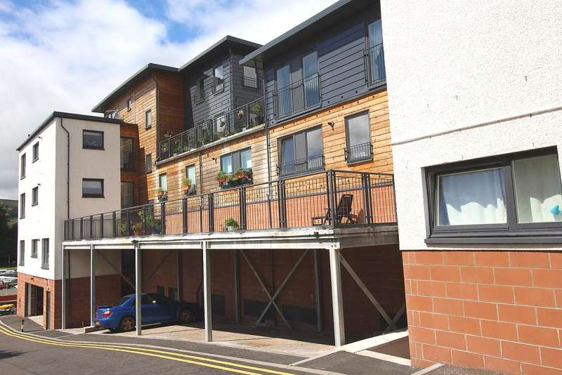 2 Bedrooms Flat for sale in 1 RIVERSIDE VIEW, BALLOCH G83