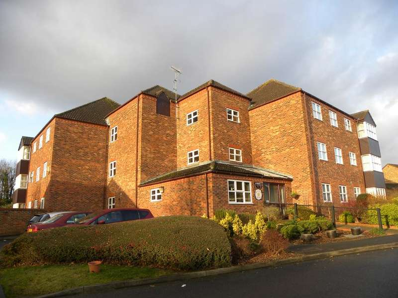 2 Bedrooms Retirement Property for sale in Harvest Court, Jersey Farm, St. Albans, Herts. AL4