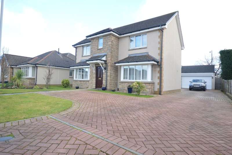 4 Bedrooms Detached House for sale in Tarbolton Court, Kirkcaldy, KY2