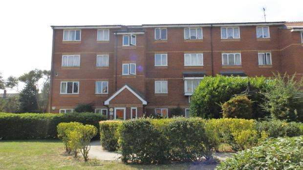 2 Bedrooms Flat for sale in Jack Clow Road, London E15