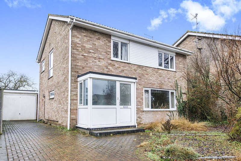4 Bedrooms Detached House for sale in Bradwell Road, Longthorpe, Peterborough, PE3