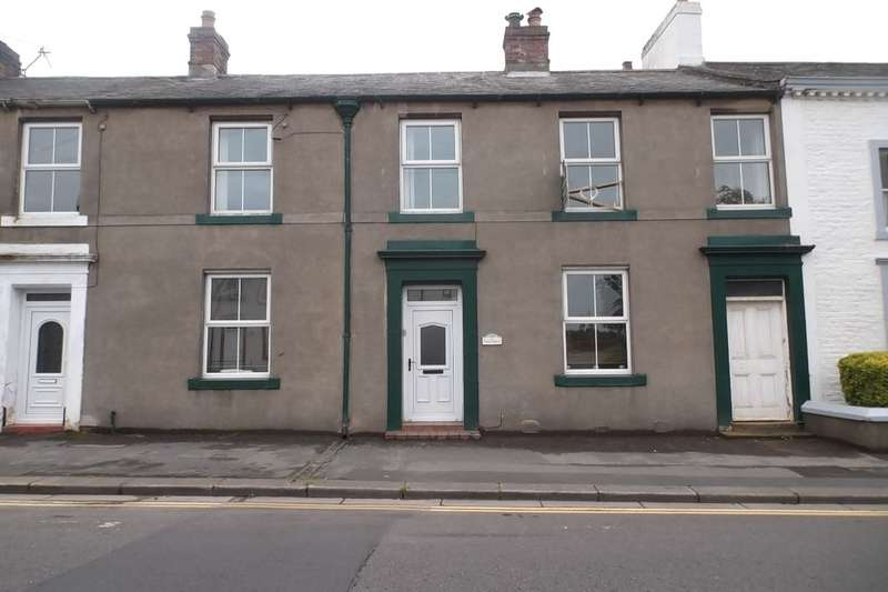 2 Bedrooms Property for sale in Strand Terrace Burnfoot, Wigton, CA7