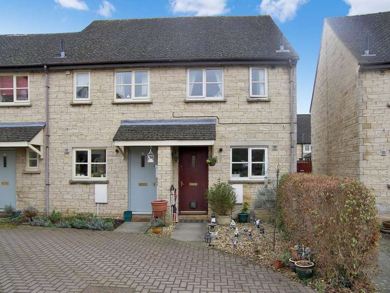 2 Bedrooms End Of Terrace House for sale in The Bratches, Chipping Campden GL55