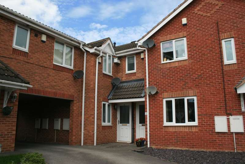 2 Bedrooms Apartment Flat for sale in Grange Farm Drive, Aston, Sheffield S26