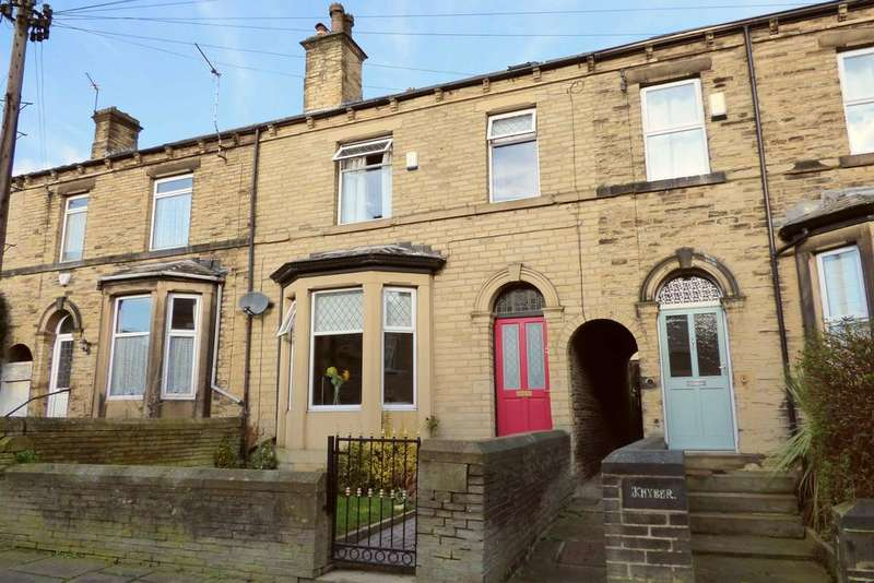4 Bedrooms Terraced House for sale in Henry Street, Brighouse HD6