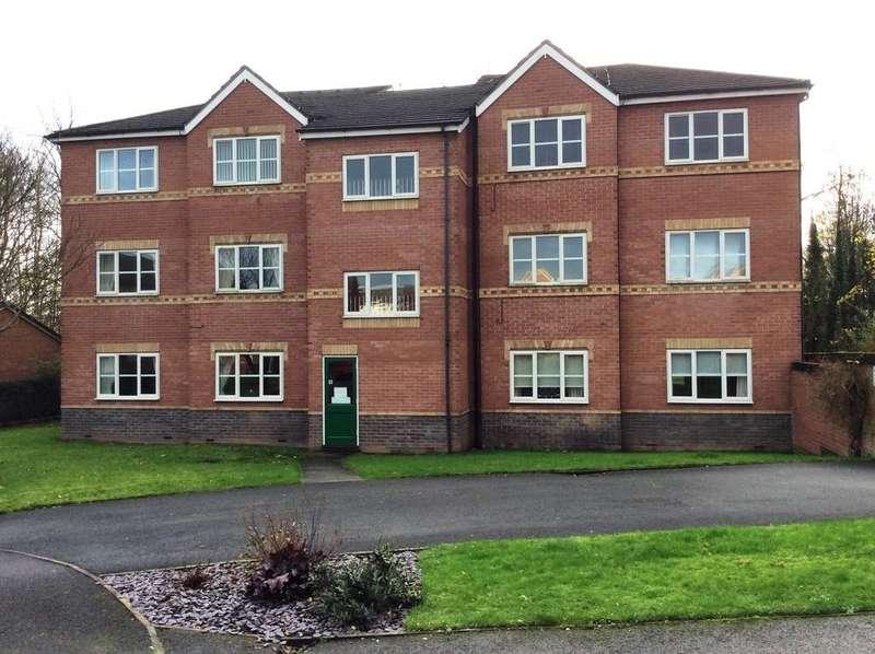 1 Bedroom Apartment Flat for sale in Morgan Close, Crewe