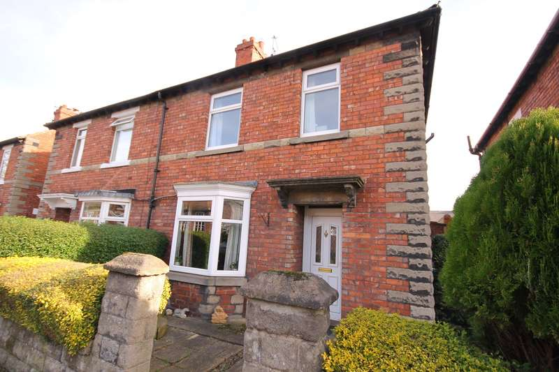 3 Bedrooms Semi Detached House for sale in Upwell Road, Northallerton DL7 8QF