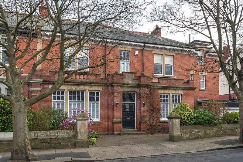 6 Bedrooms Semi Detached House for sale in 35 Graham Park Road, Gosforth, Newcastle upon Tyne NE3