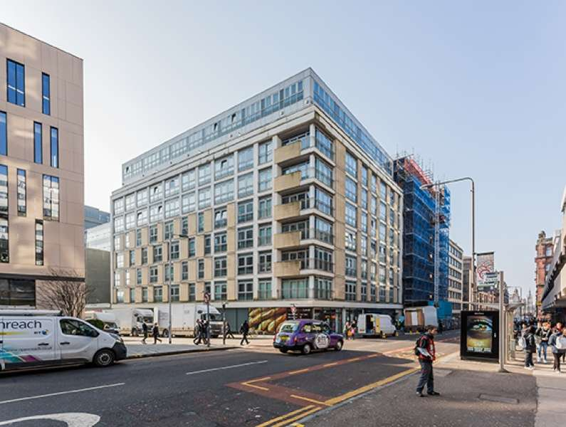 2 Bedrooms Flat for sale in 205 Albion Street, Merchant City, Glasgow, G1 1RU
