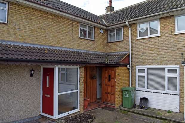 4 Bedrooms Terraced House for sale in Trimley Close, Basildon, Essex