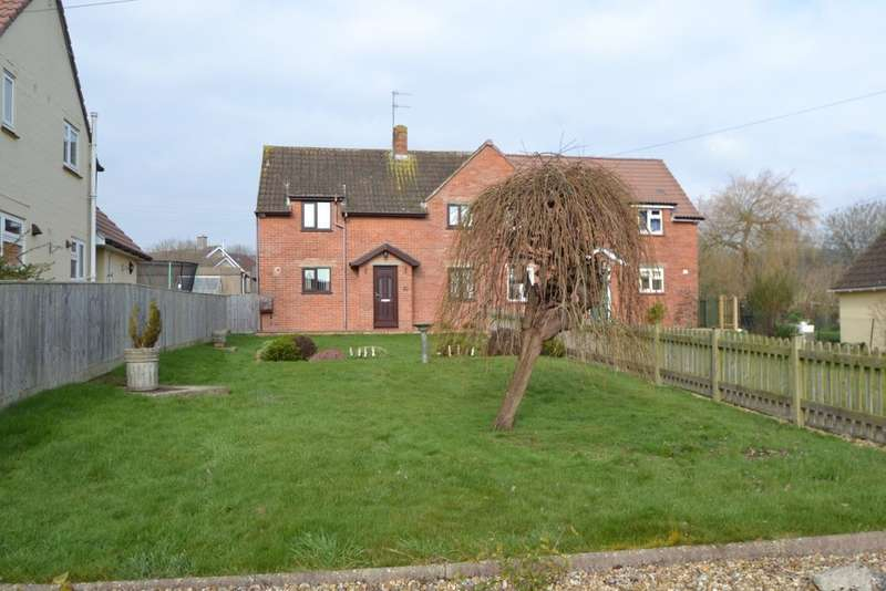3 Bedrooms Semi Detached House for sale in Bridport