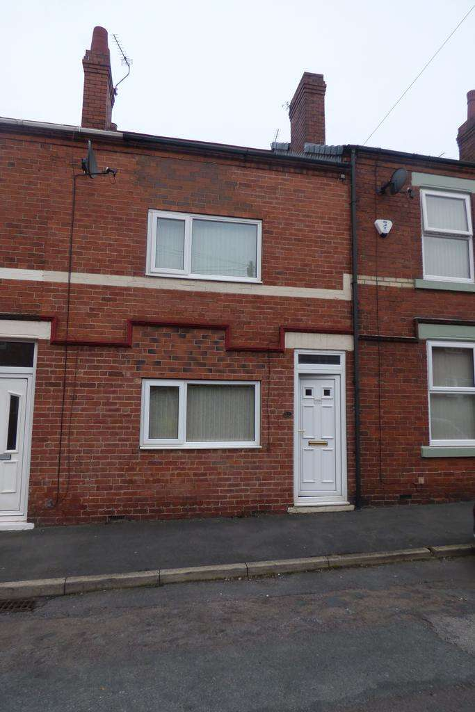 3 Bedrooms Terraced House for sale in King Street, Pontefract WF8