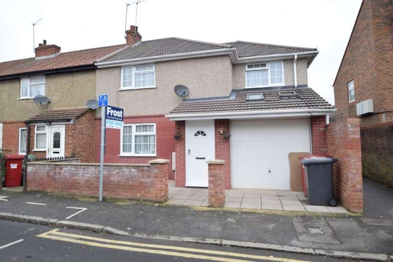 4 Bedrooms End Of Terrace House for sale in Myrtle Crescent, Slough, SL2