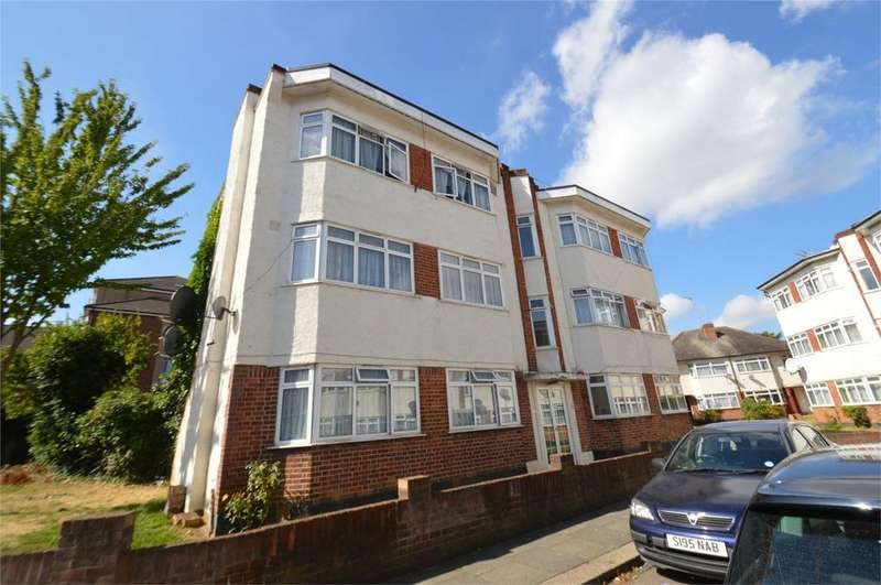 2 Bedrooms Apartment Flat for sale in Gloucester Close, London NW10