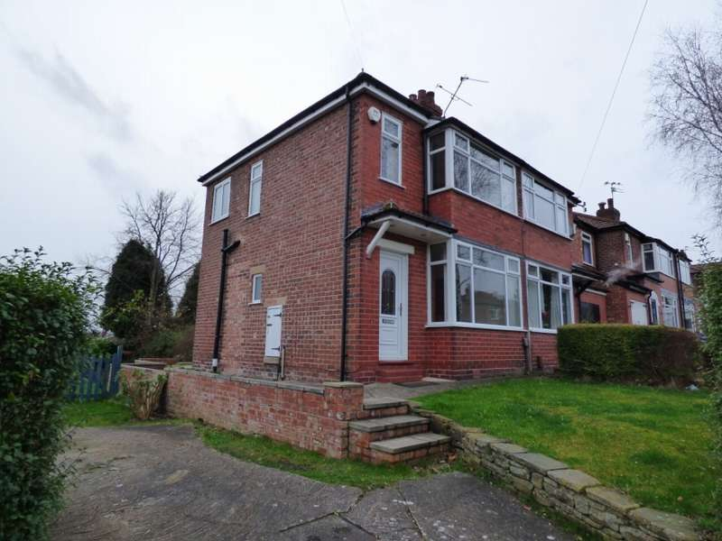 2 Bedrooms Semi Detached House for sale in Longmead Avenue Hazel Grove Stockport