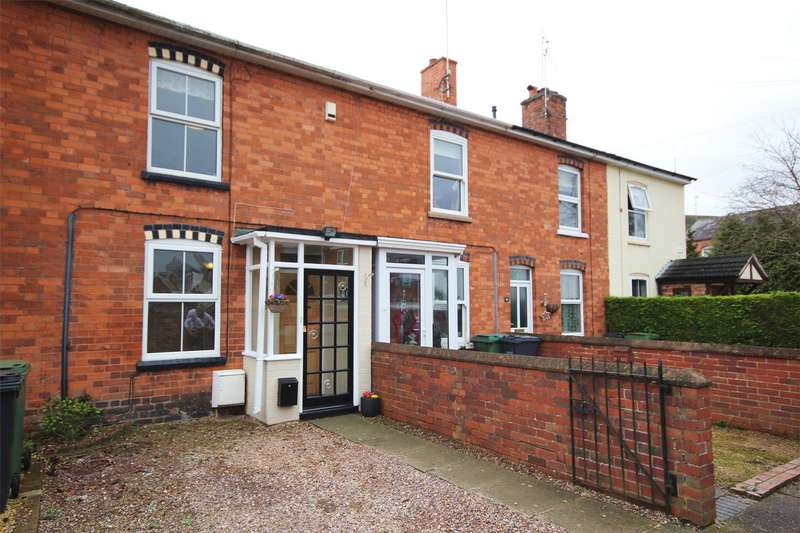 2 Bedrooms Terraced House for sale in White Ladies Walk, Barbourne, Worcester