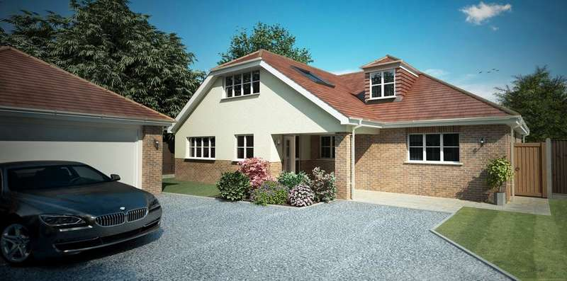 4 Bedrooms Chalet House for sale in The Beeches, Locks Heath SO31