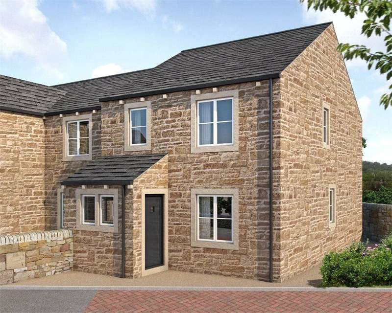 3 Bedrooms Semi Detached House for sale in Main Street, Rathmell, Settle, North Yorkshire