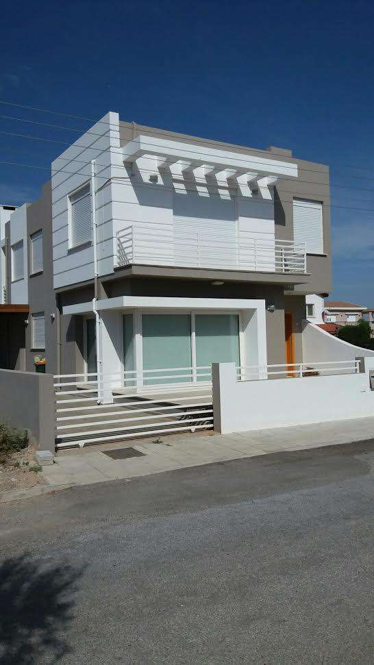 3 Bedrooms Detached House for sale in Yeni Kent, Kermiya, Nicosia North Cyprus N4