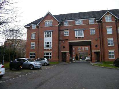2 Bedrooms Flat for sale in Anderton Grange, Hollands Road, Northwich, Cheshire