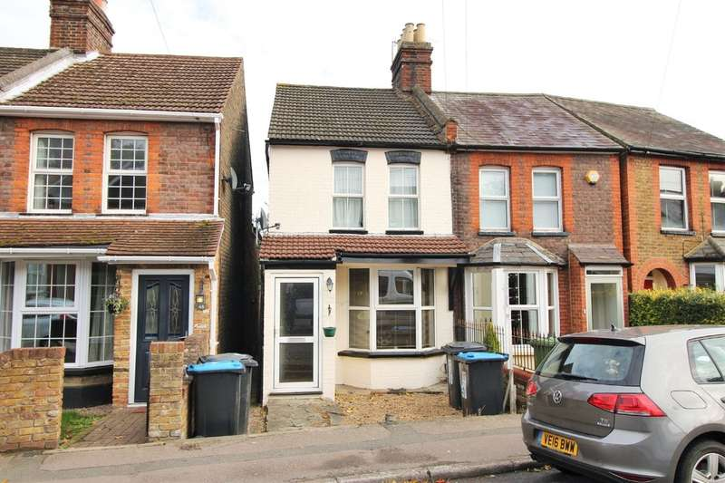 2 Bedrooms Semi Detached House for sale in Apsley, Hemel Hempstead
