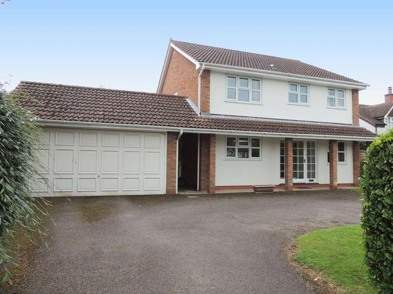 4 Bedrooms Detached House for sale in Wheeler Close, Chadwick End
