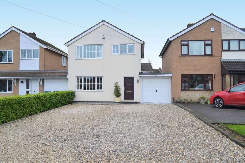 3 Bedrooms Semi Detached House for sale in Lichfield Road, Burntwood, WS7 0HJ