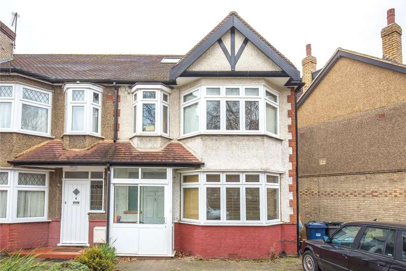 4 Bedrooms End Of Terrace House for sale in West Walk, East Barnet, EN4