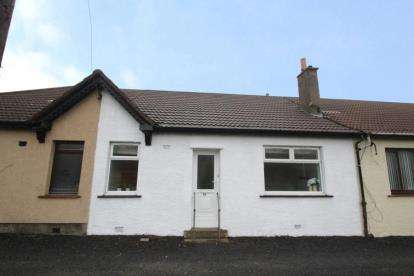 2 Bedrooms Terraced House for sale in Hirst Road, Harthill
