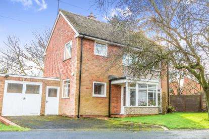 3 Bedrooms Detached House for sale in Corvedale Road, Birmingham, West Midlands