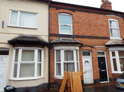 2 Bedrooms Terraced House for sale in Gleave Road, Selly Oak, Birmingham, West Midlands