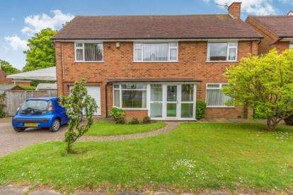 4 Bedrooms Detached House for sale in St. Denis Road, Selly Oak, Birmingham, West Midlands