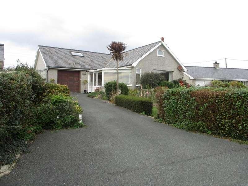 2 Bedrooms Detached Bungalow for sale in Llandanwg, Harlech LL46