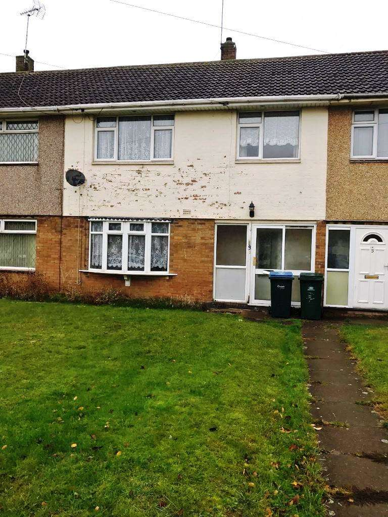2 Bedrooms Terraced House for sale in Dering Close, Coventry CV2
