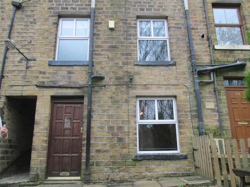 1 Bedroom Terraced House for sale in Emmanuel Terrace, Lockwood, HUDDERSFIELD, West Yorkshire