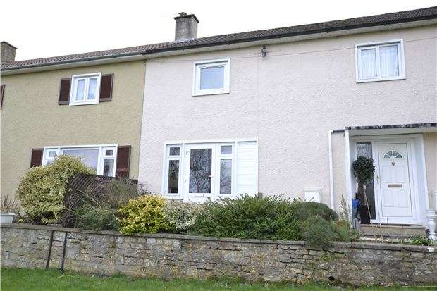 2 Bedrooms Terraced House for sale in Freeview Road, BATH, Somerset, BA2 1DS